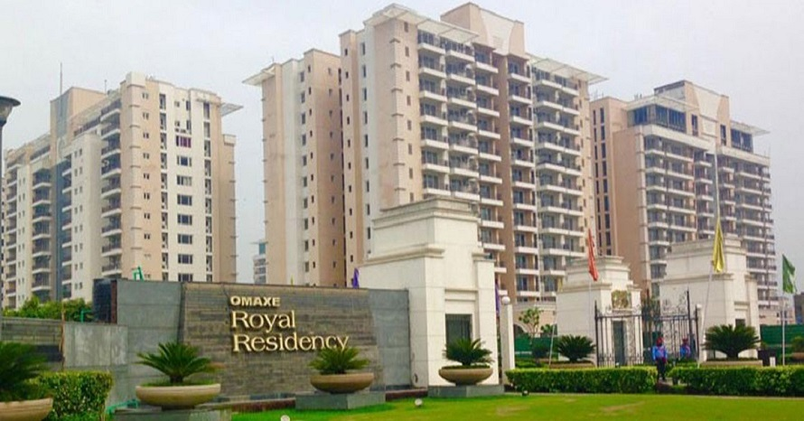 OMAXE Royal Residency in Faridabad